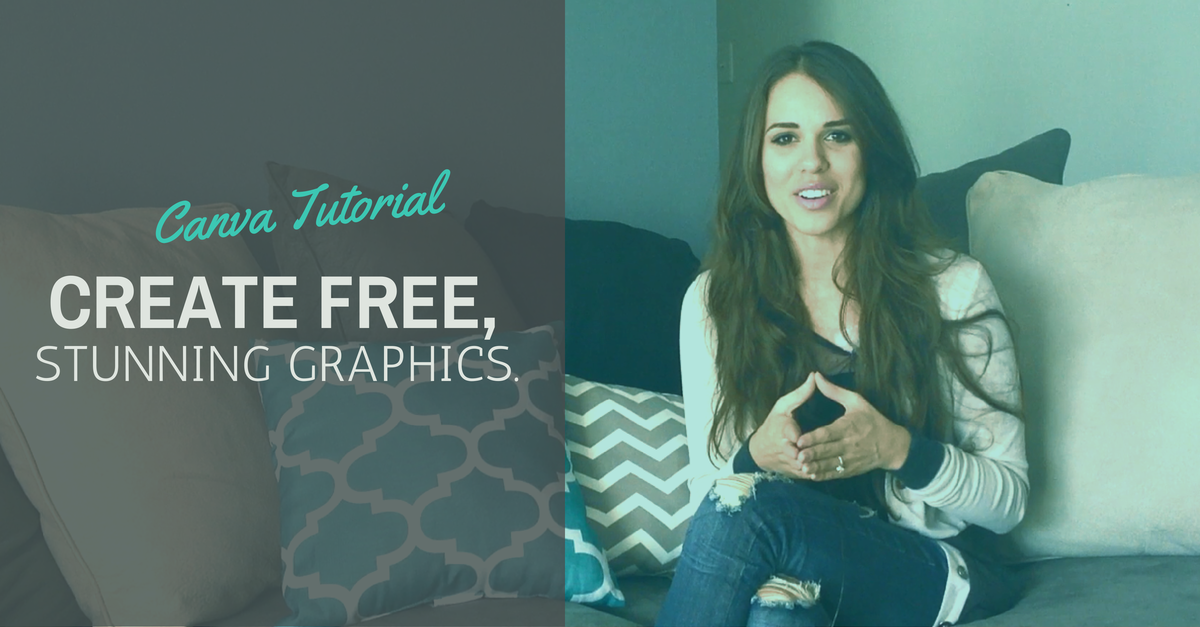 Create Free Graphics With Canva