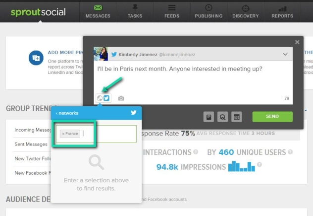 Dashboard - Sprout Social