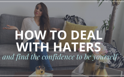 How I Deal With Haters and Turn Them Into Validation