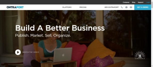 Business Automation - ONTRAPORT