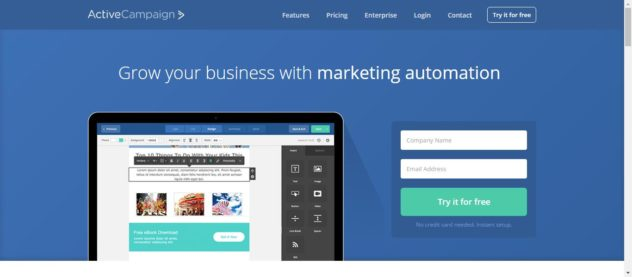 Email Marketing - Marketing Automation - Small Business CRM