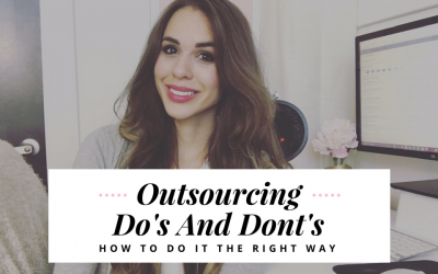 Outsourcing Do's & Don'ts For Online Businesses