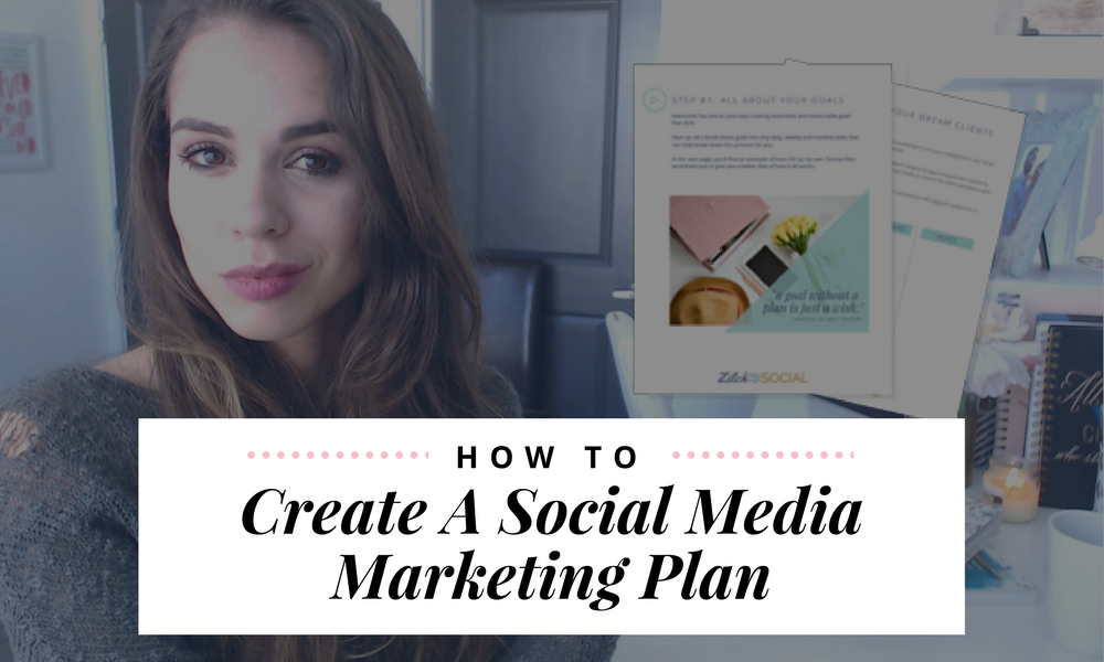How To Create A Social Media Plan For The New Year